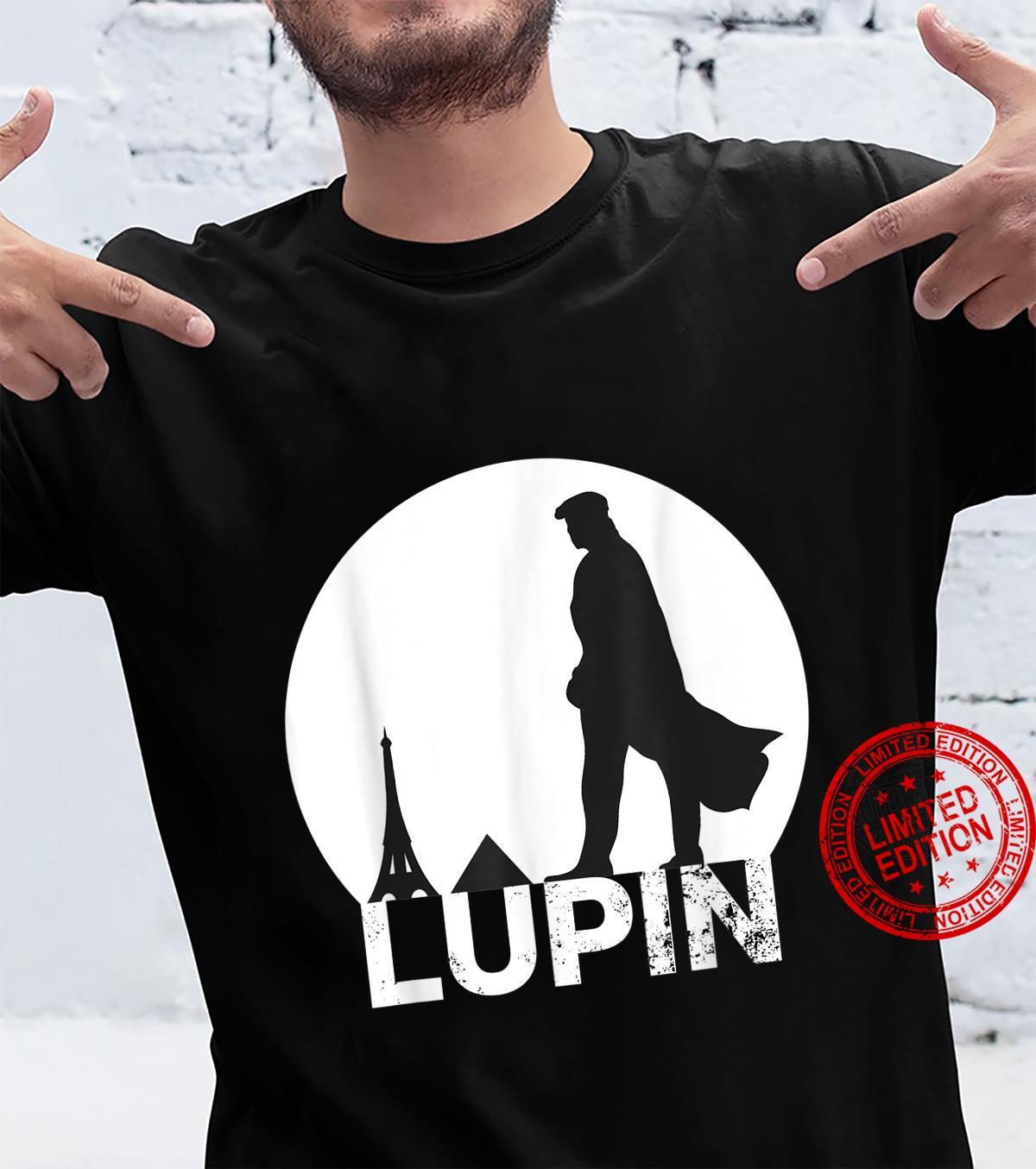 Arsene Lupin The Gentleman Burglar Shirt