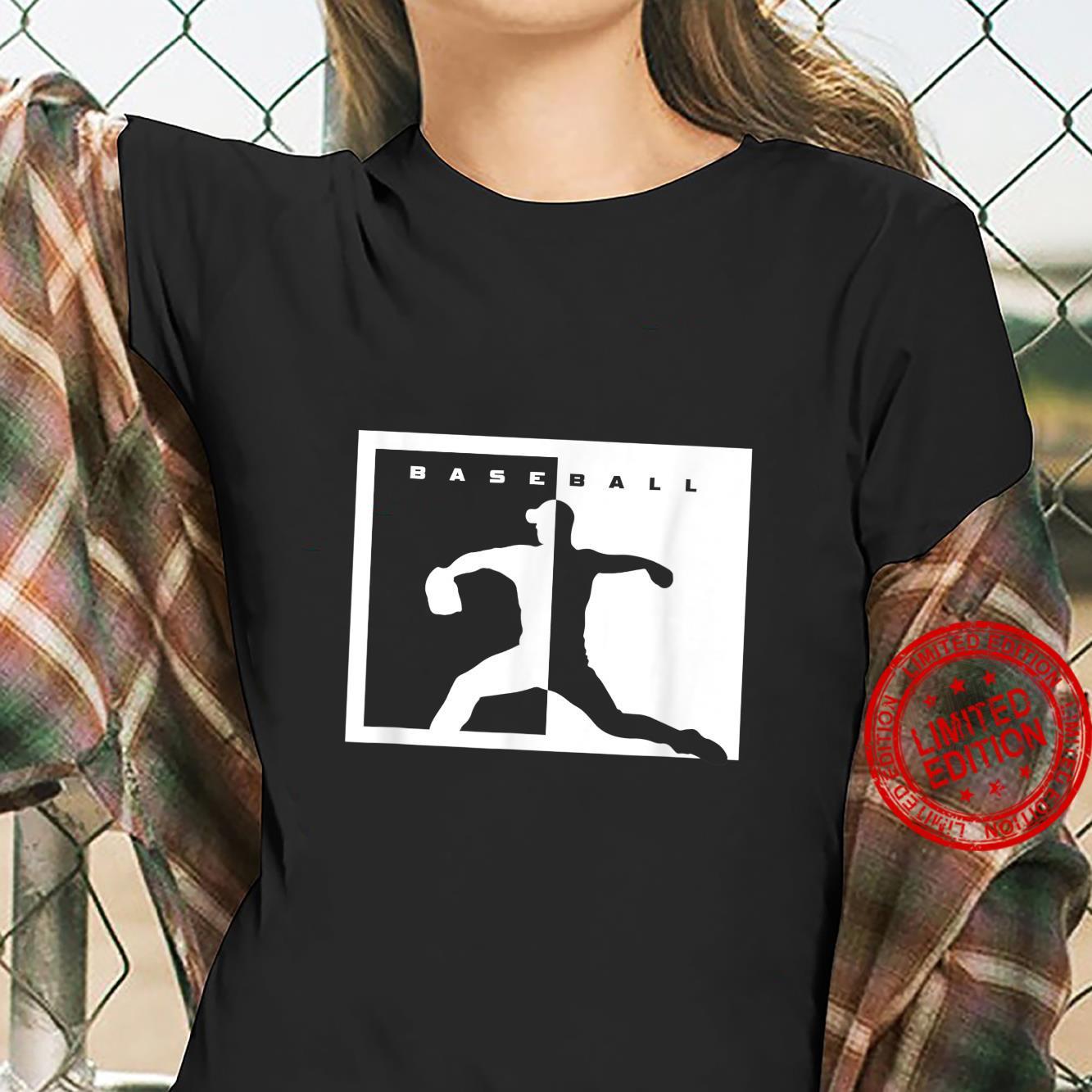 Baseball Pitcher Apparel Baseball Shirt ladies tee