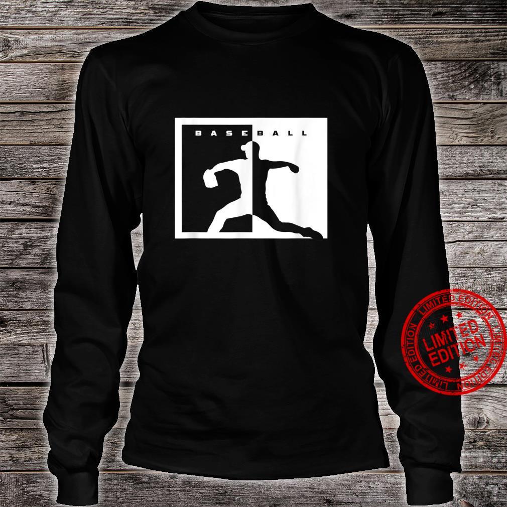 Baseball Pitcher Apparel Baseball Shirt long sleeved