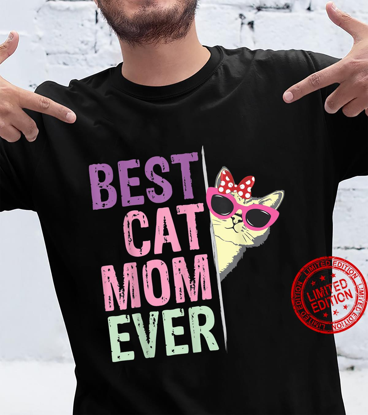 Best cat mom ever, funn, cats Shirt