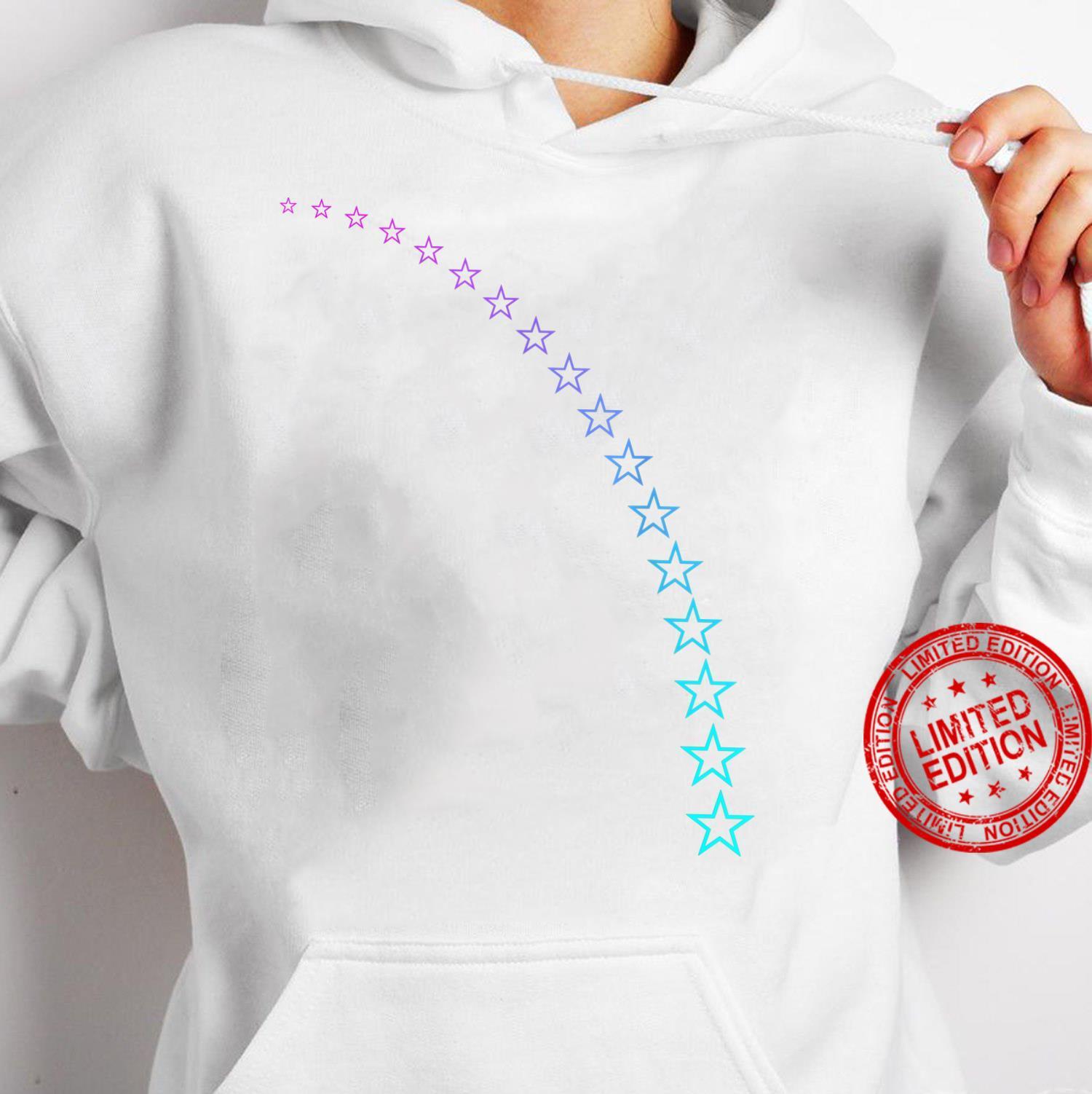 Falling Stars Shirt hoodie