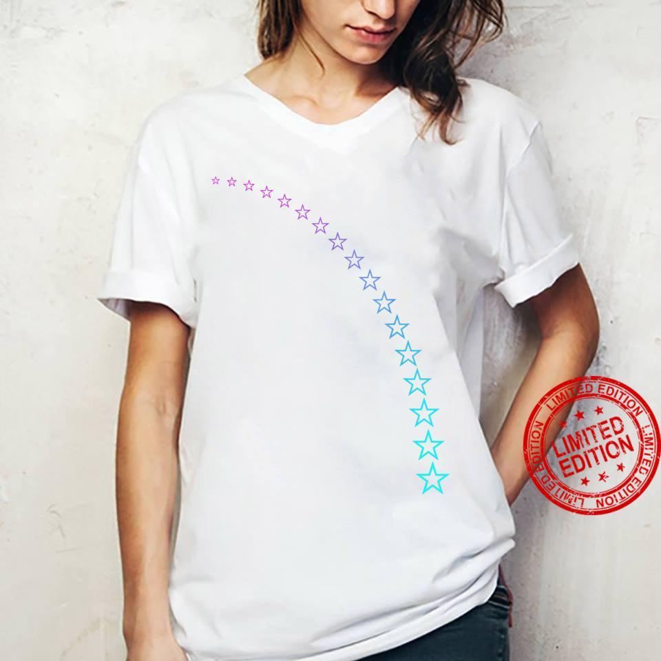 Falling Stars Shirt ladies tee