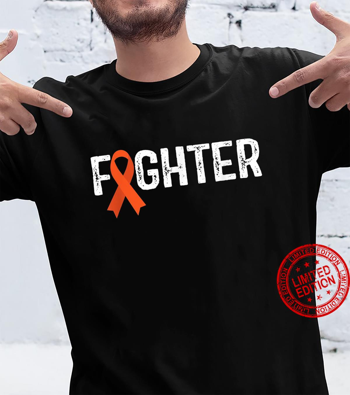 Fighter Multiple Sclerosis Awareness Shirt