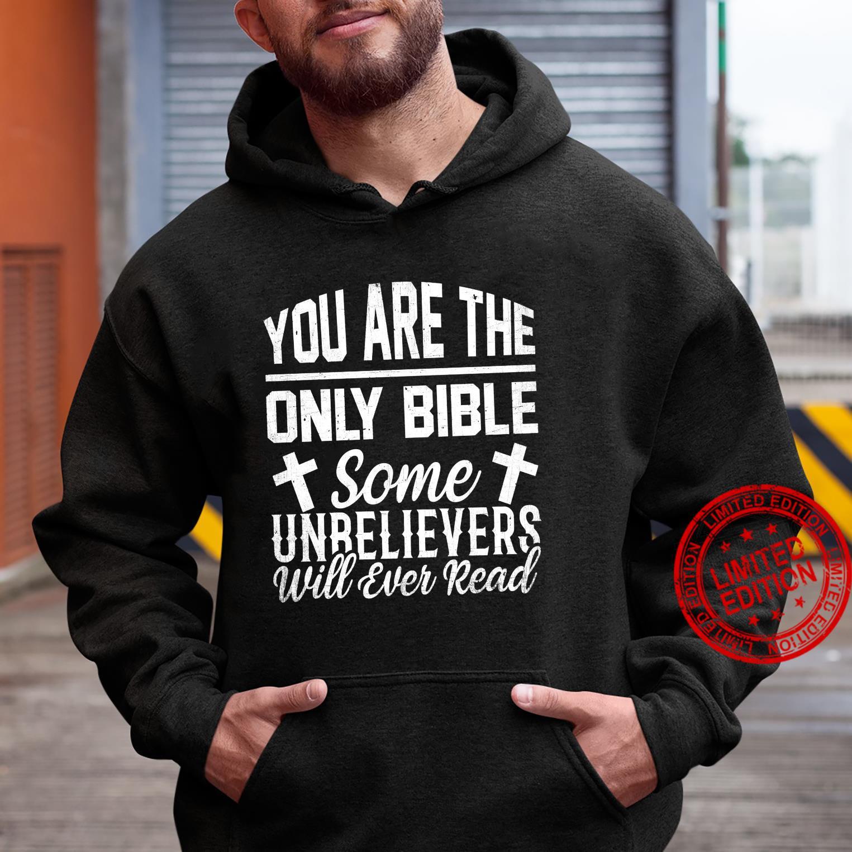 Holy Bible Verse Bibalic Christianity Religion Christian Shirt hoodie