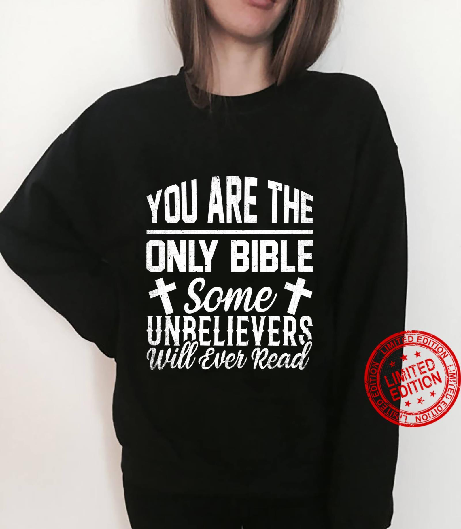 Holy Bible Verse Bibalic Christianity Religion Christian Shirt sweater