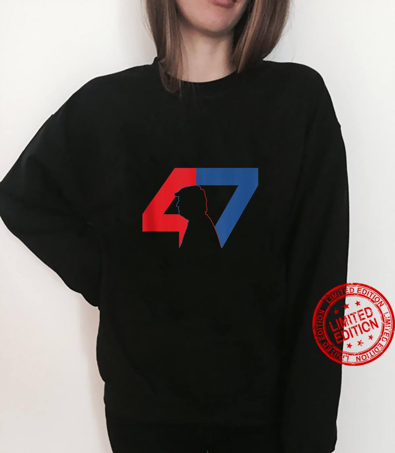 Trump 2024 47 Trump Shirt sweater