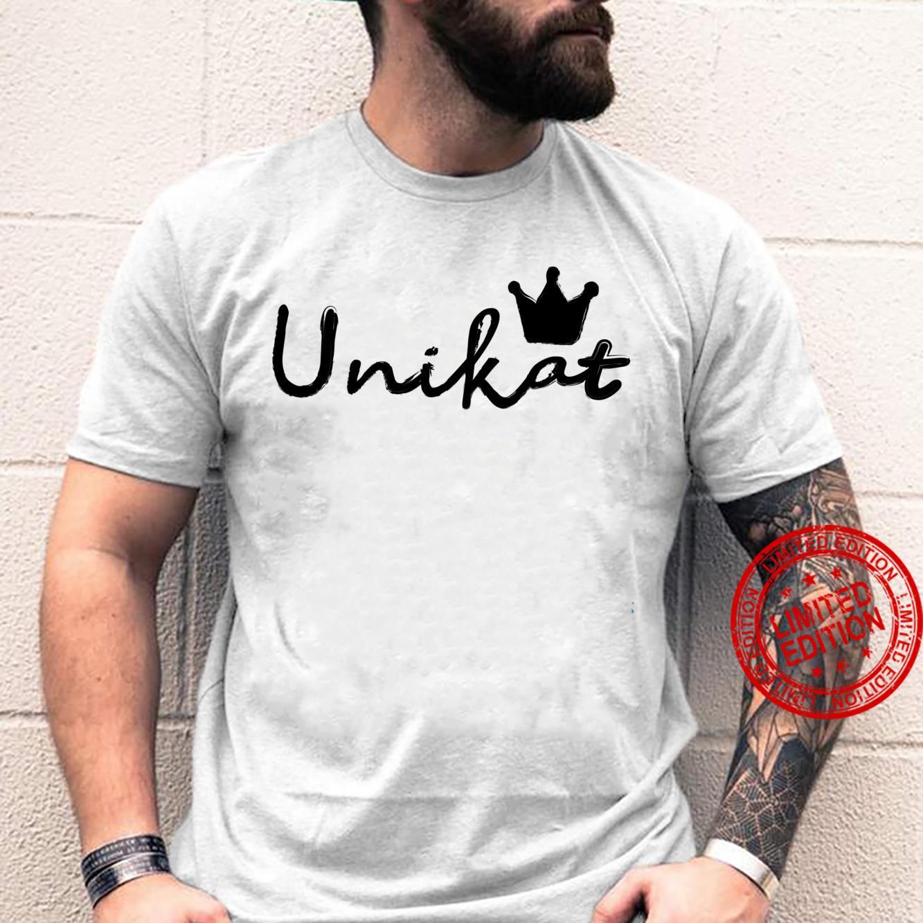 Unique minimalist Shirt