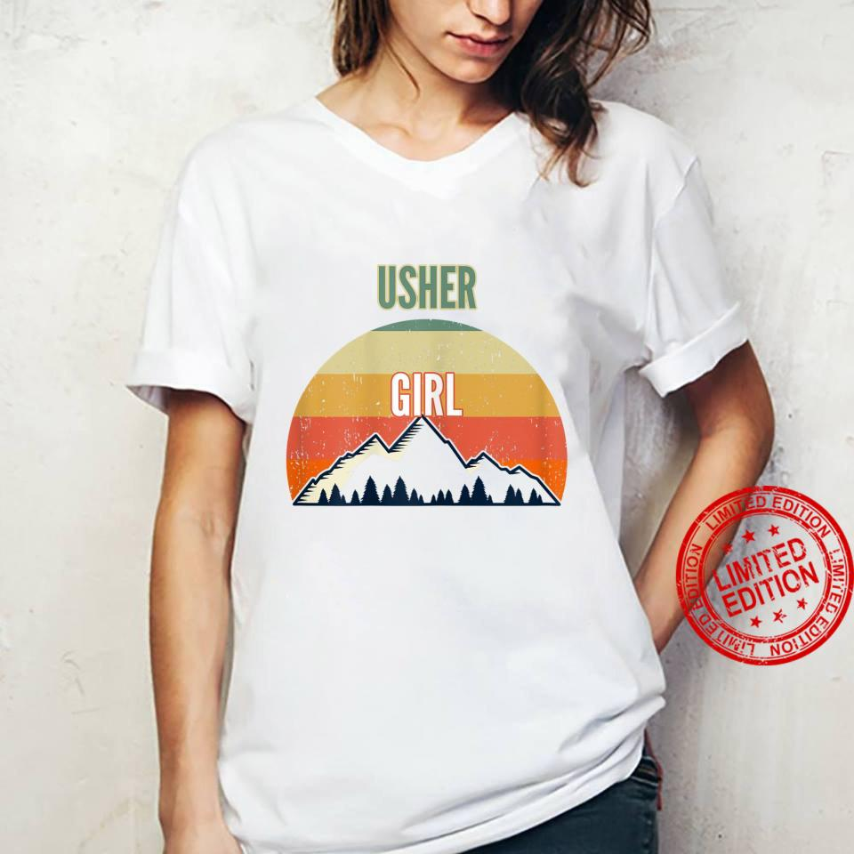 Usher, Usher Guy Shirt ladies tee