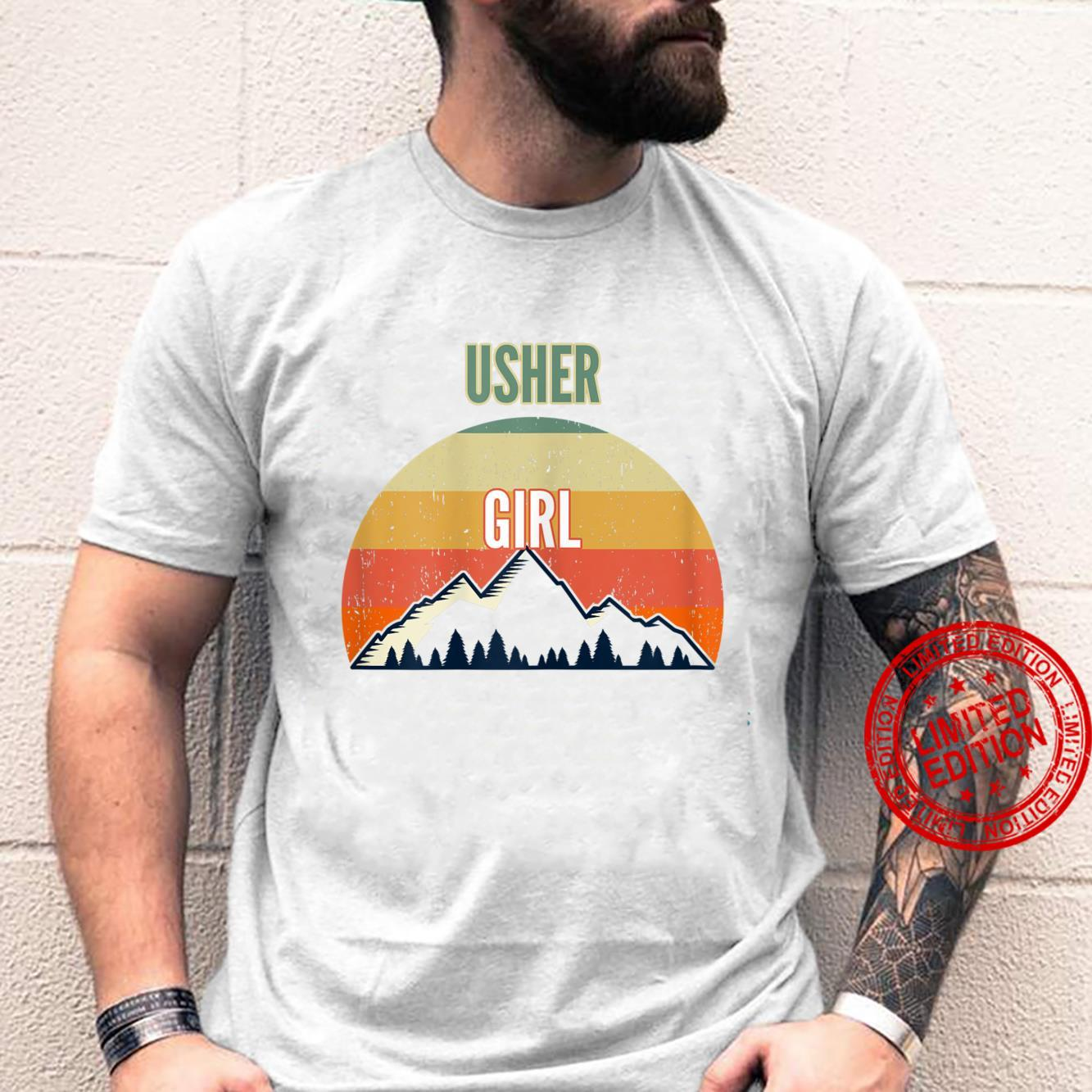 Usher, Usher Guy Shirt
