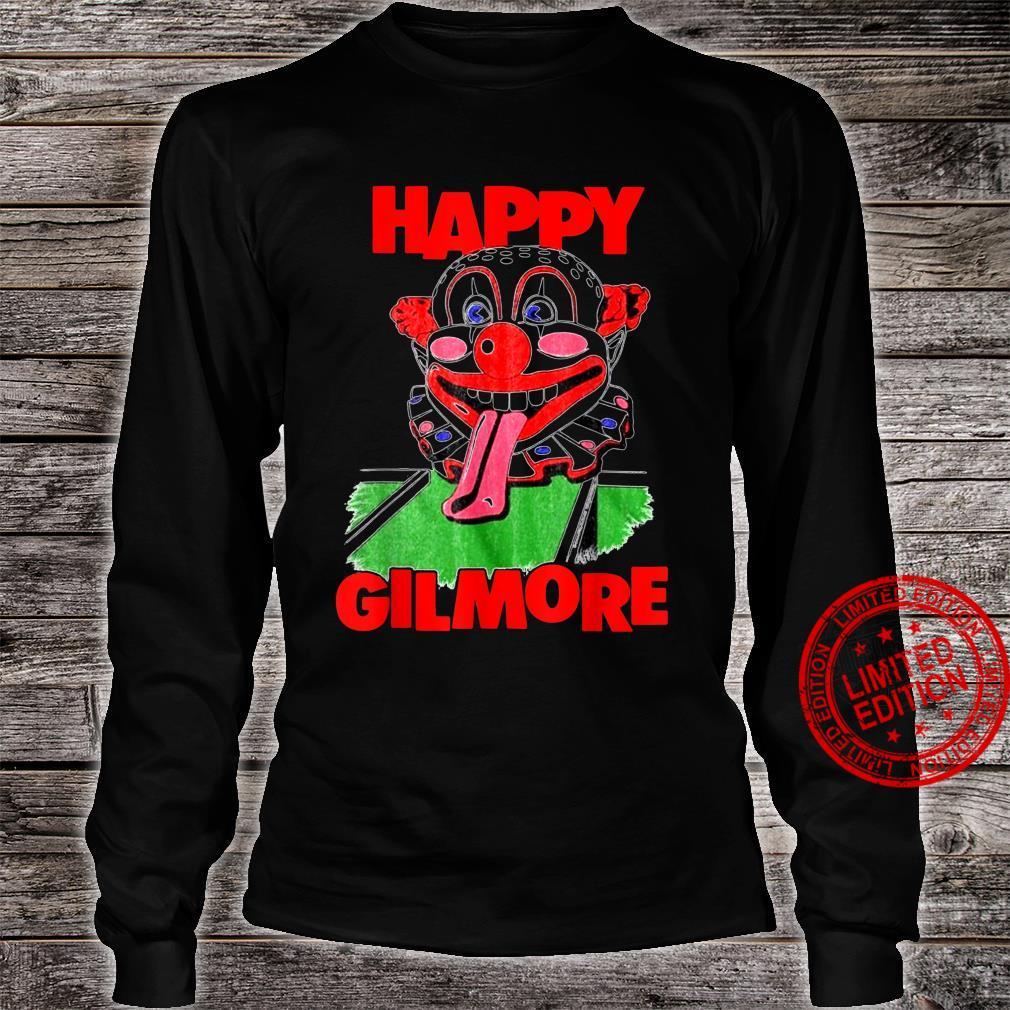 Vintage Happy Design Arts Gilmores Vaporwave Cast Halloween Shirt long sleeved