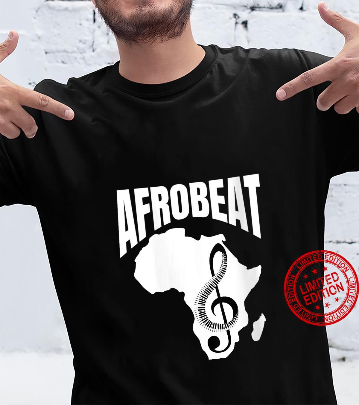 Womens Afrobeat Musics Nigeria Naija Africa Shirt