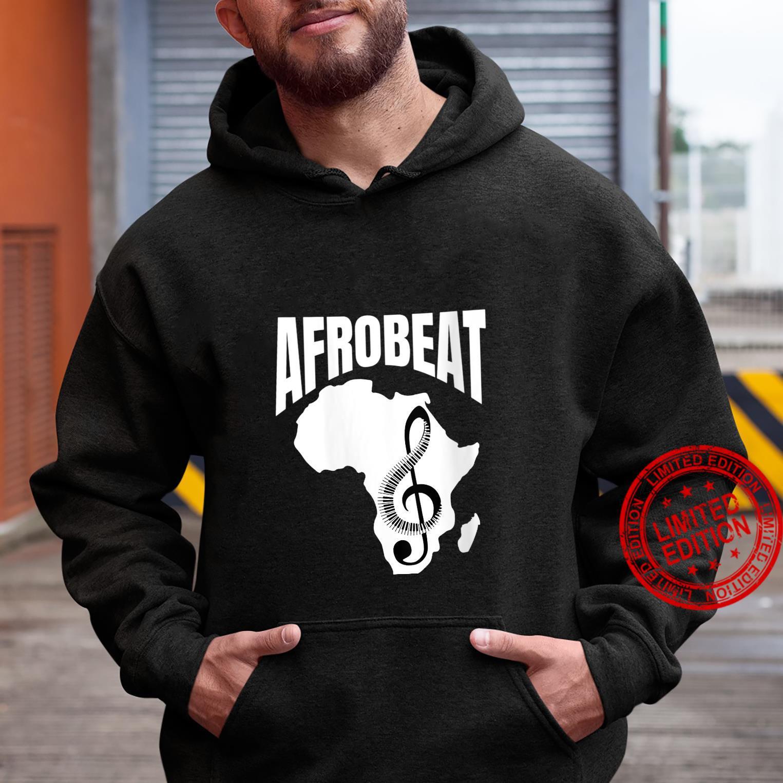 Womens Afrobeat Musics Nigeria Naija Africa Shirt hoodie