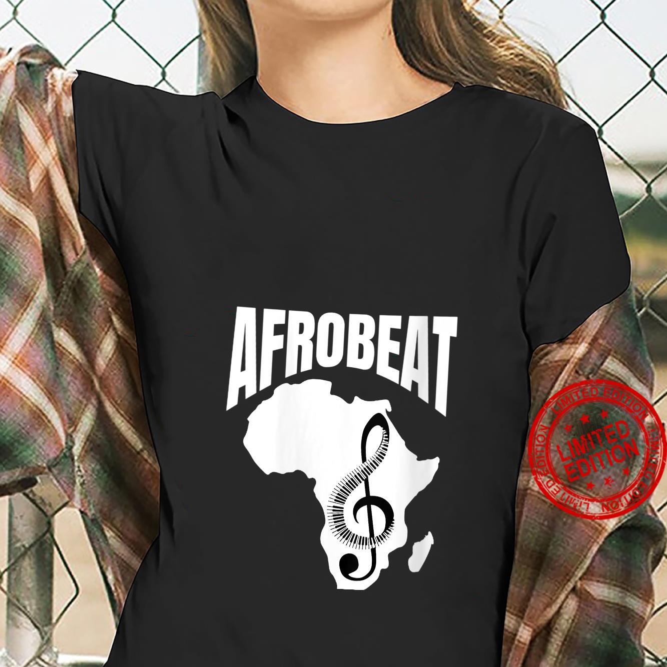 Womens Afrobeat Musics Nigeria Naija Africa Shirt ladies tee