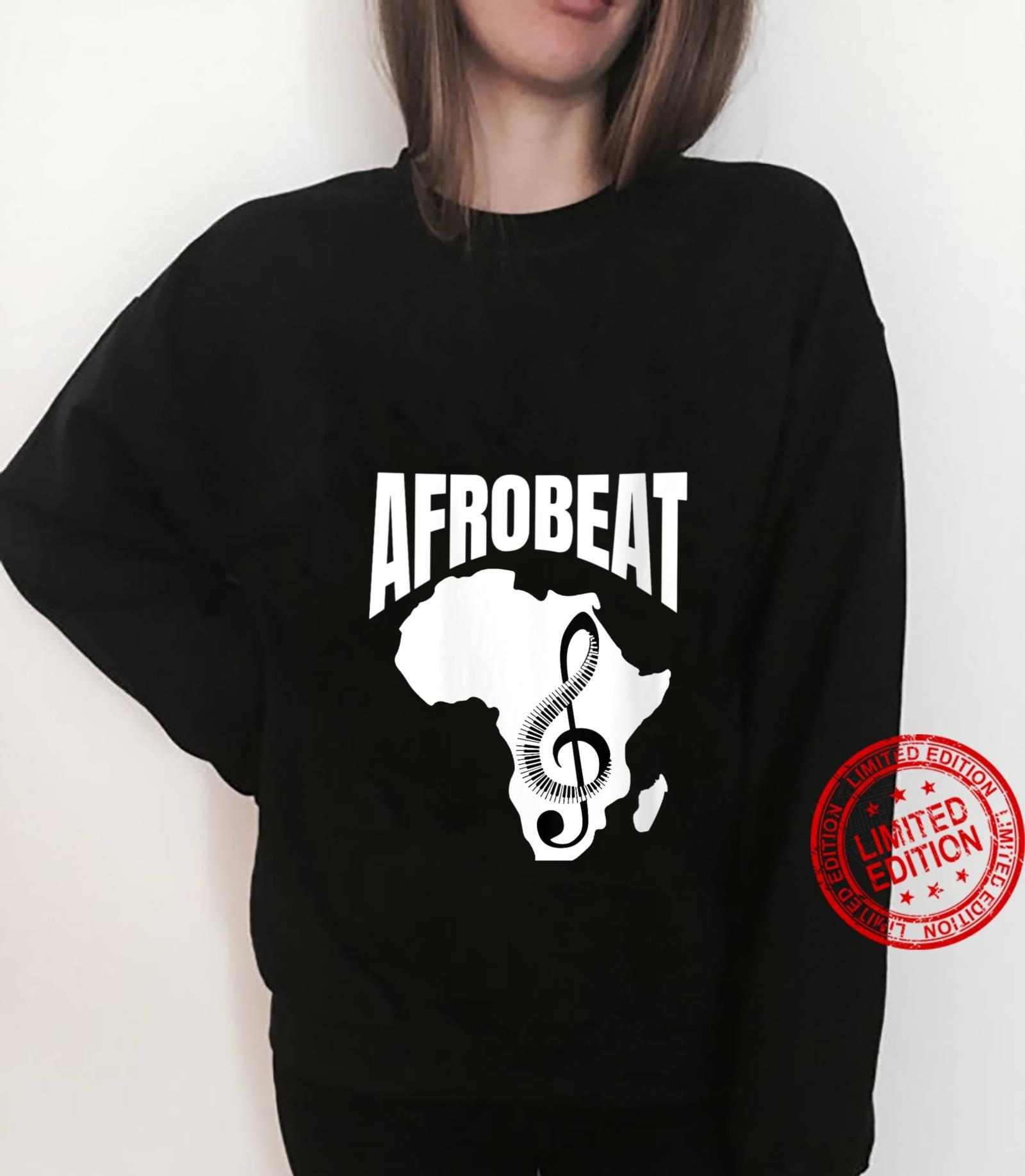 Womens Afrobeat Musics Nigeria Naija Africa Shirt sweater