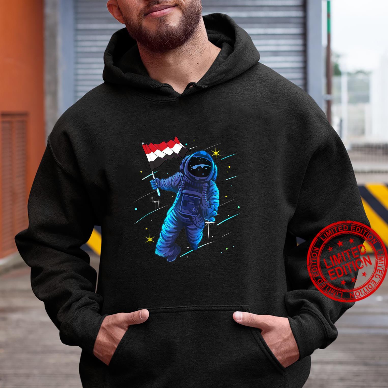 Yemen Heritage Yemenese Astronaut Moon Shirt hoodie