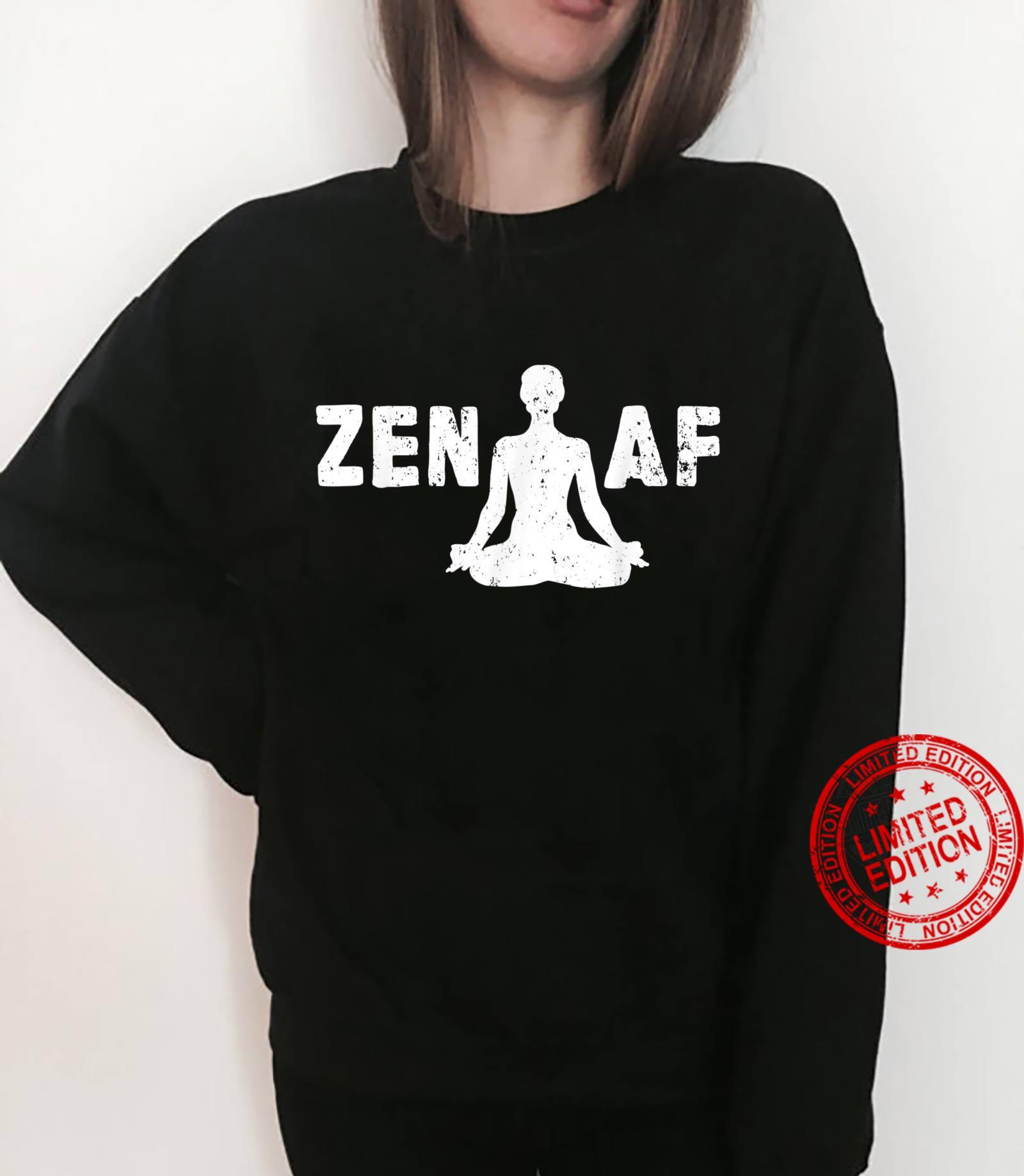 Zen Yoga Meditation Namaste Shirt sweater