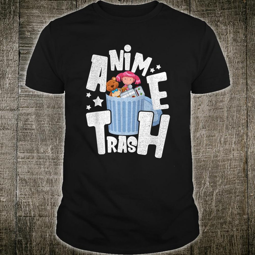 Anime Trash Shirt