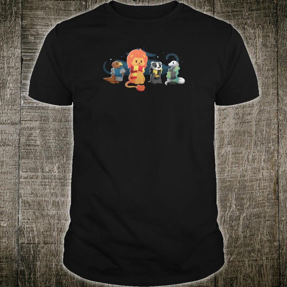 Brave Loyal Wise & Cunning shirt