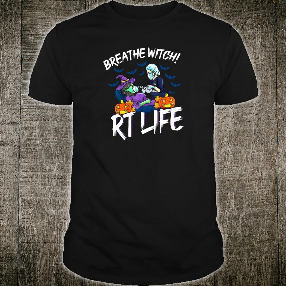 Brea the witch RT life shirt