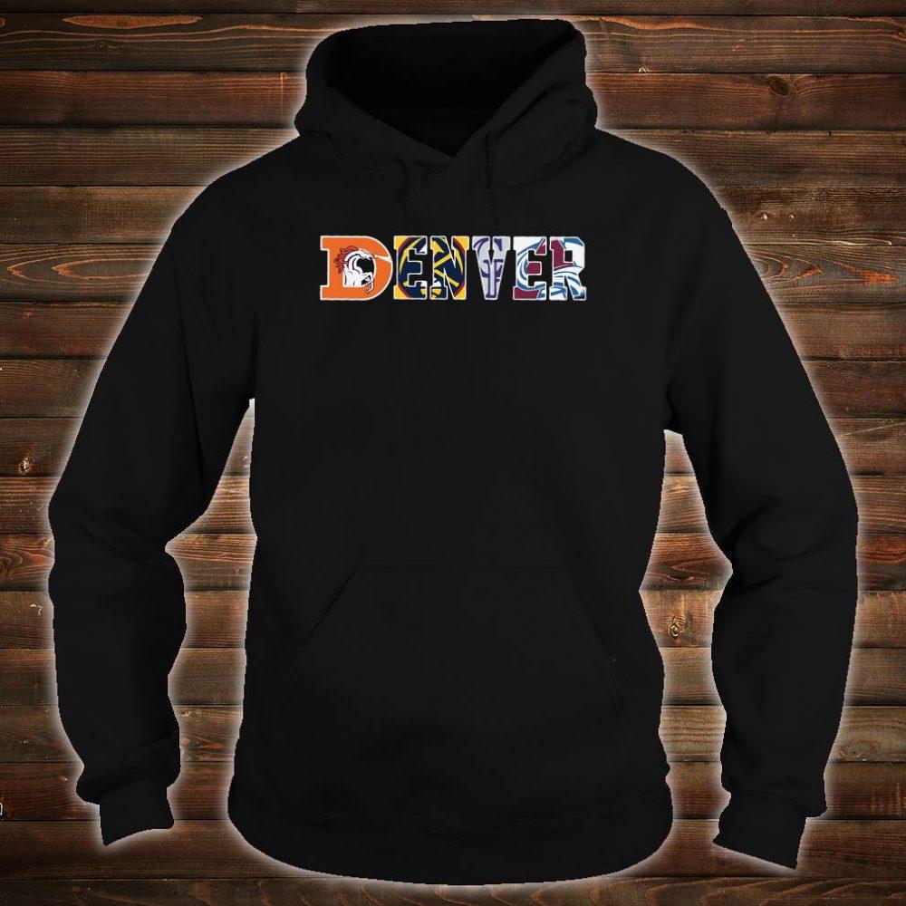 Denver shirt hoodie