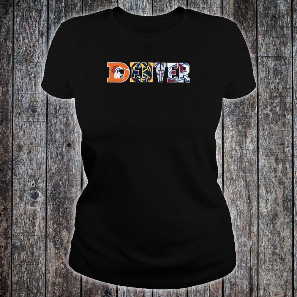 Denver shirt ladies tee