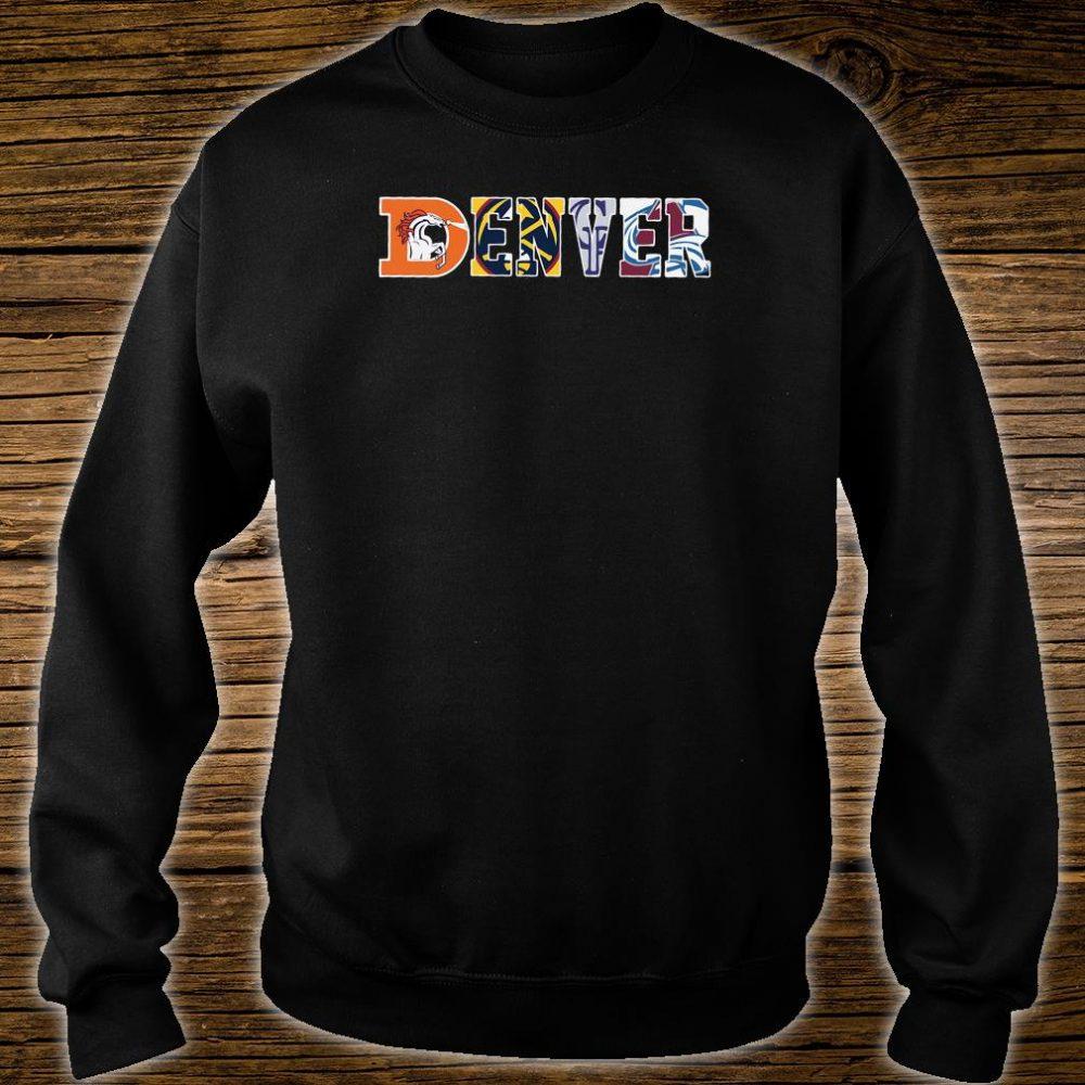 Denver shirt sweater