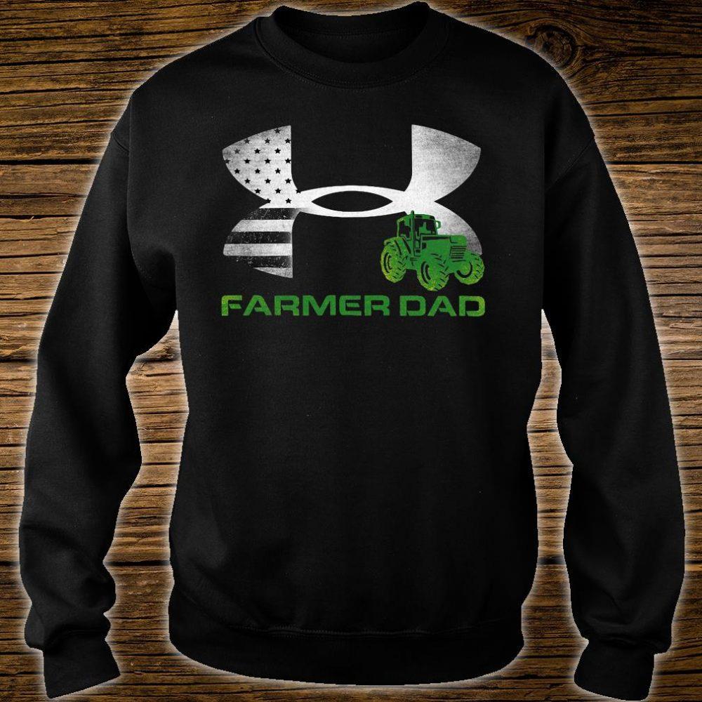 Farmer Dad logos shirt sweater