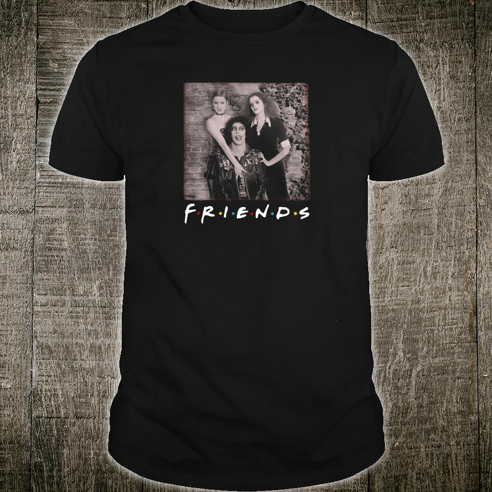 Friends Rocky horror picture show shirt