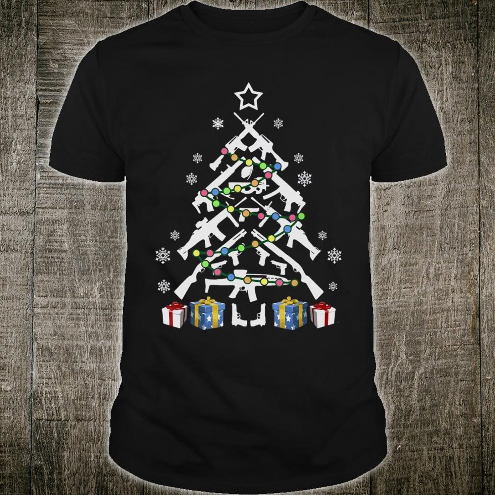 Gund Christmas tree shirt