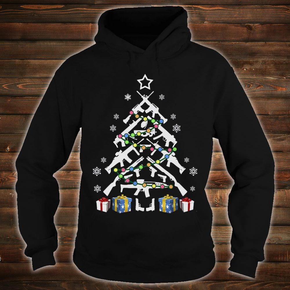 Gund Christmas tree shirt hoodie