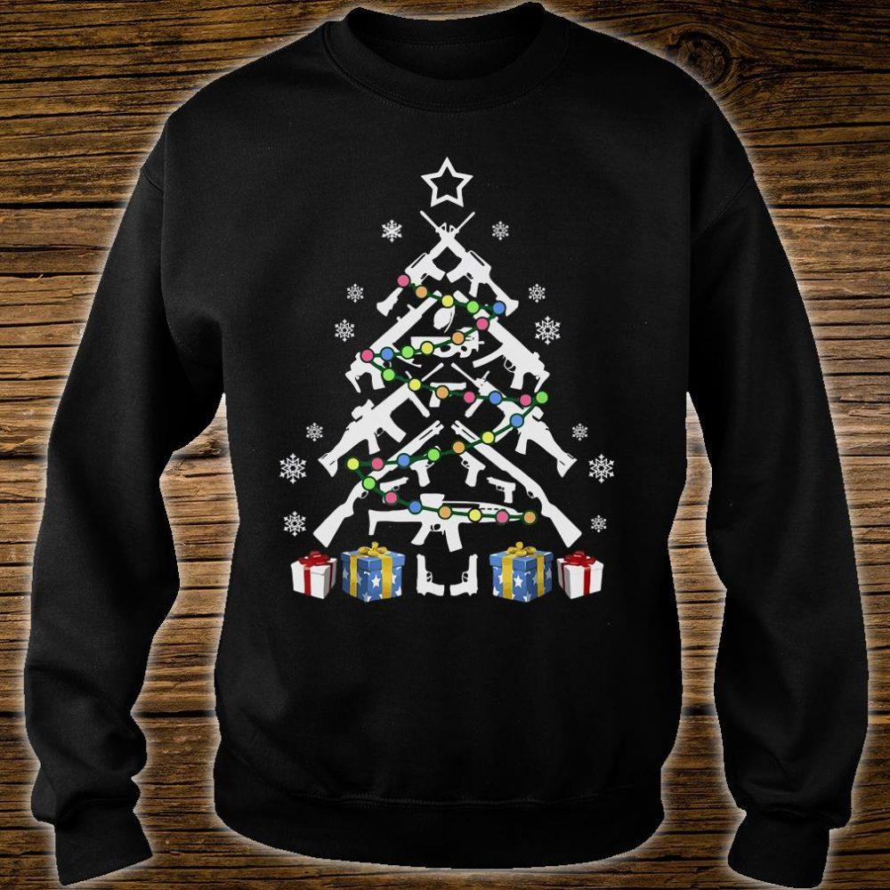 Gund Christmas tree shirt sweater