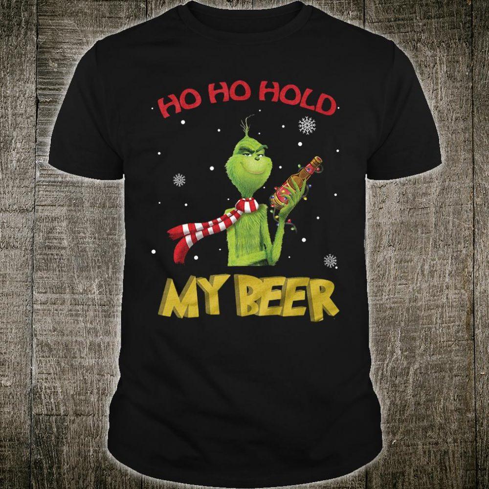 Ho ho ho my beer shirt