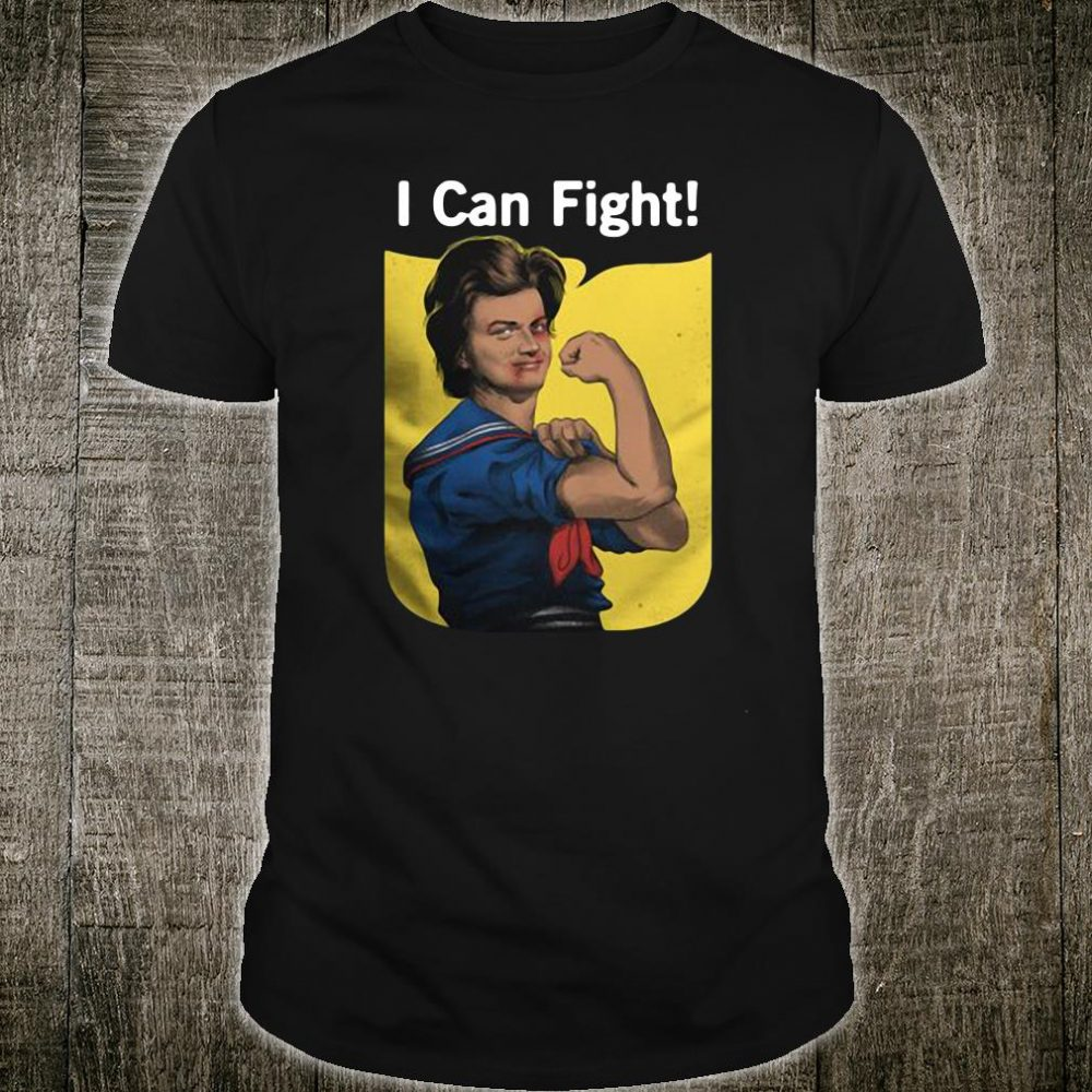 I can't fight shirt