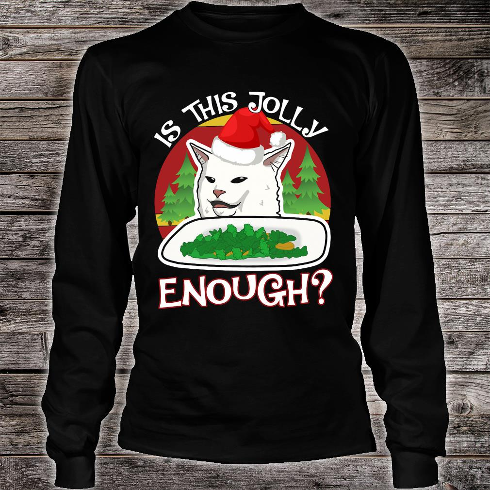 Is this jolly enough shirt long sleeved