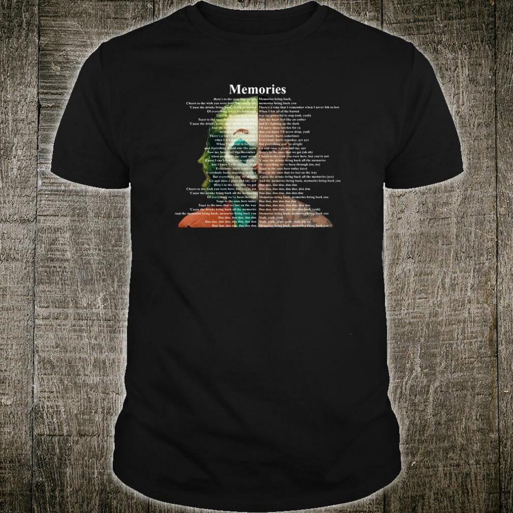 Joker memories shirt