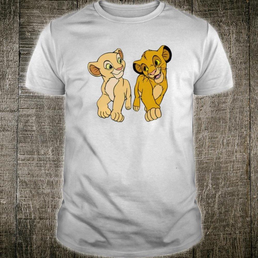 Lion King Simba shirt