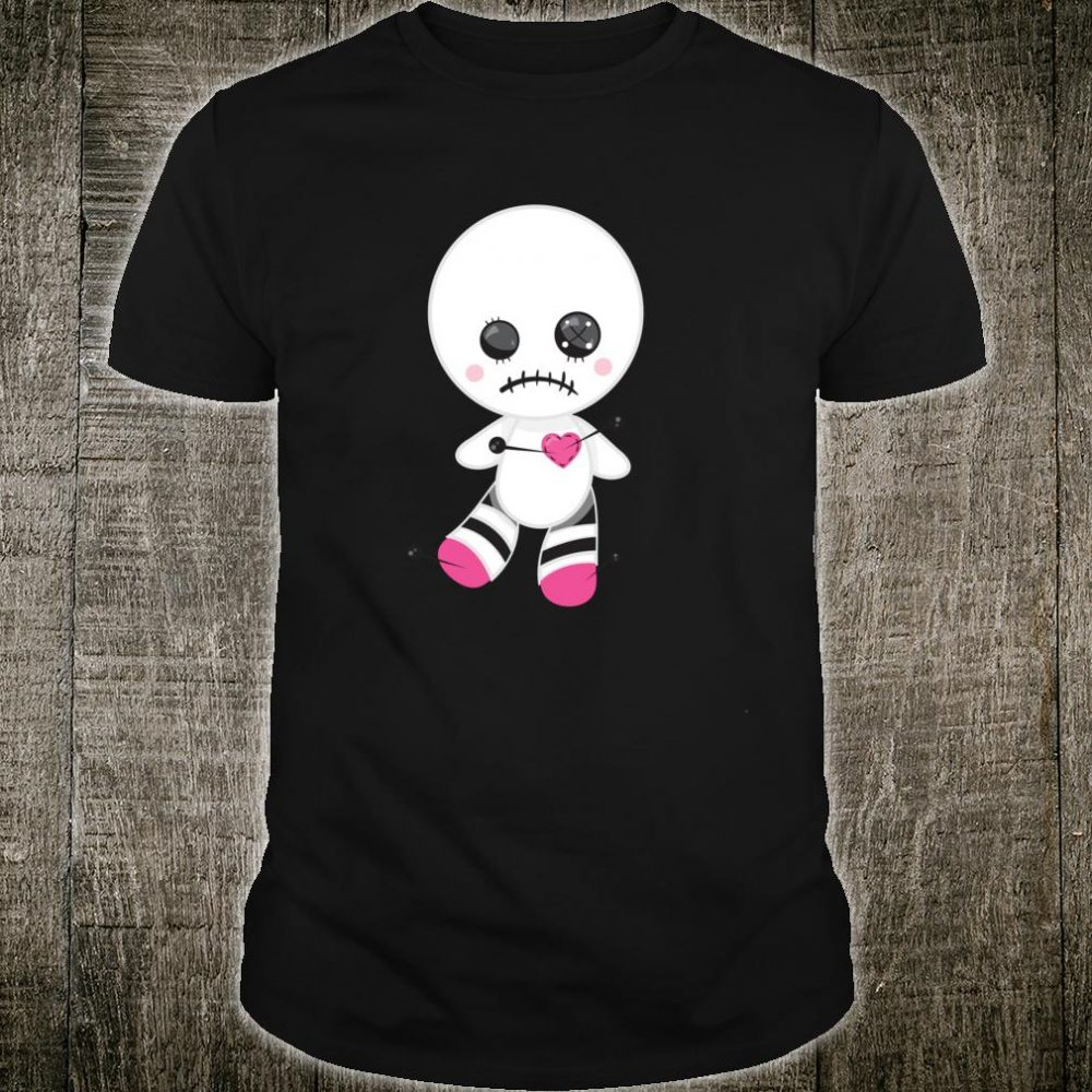 Love Voodoo Doll Valentine Voodoo Doll Shirt