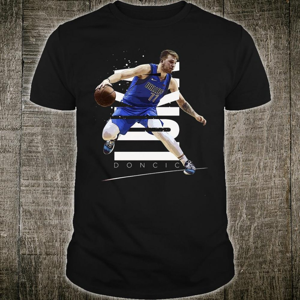 Luka Doncic shirt