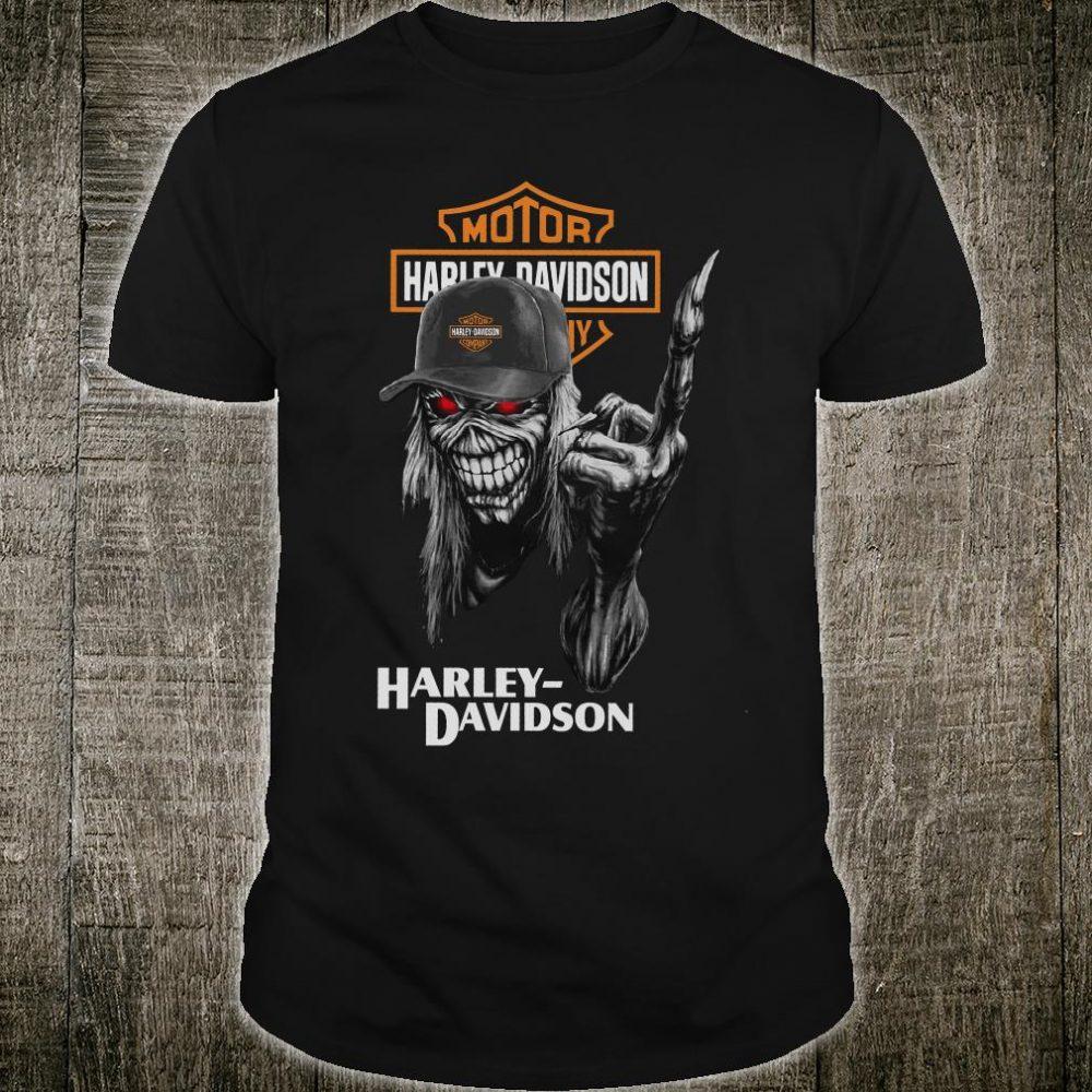 Motor Harley Davidson shirt