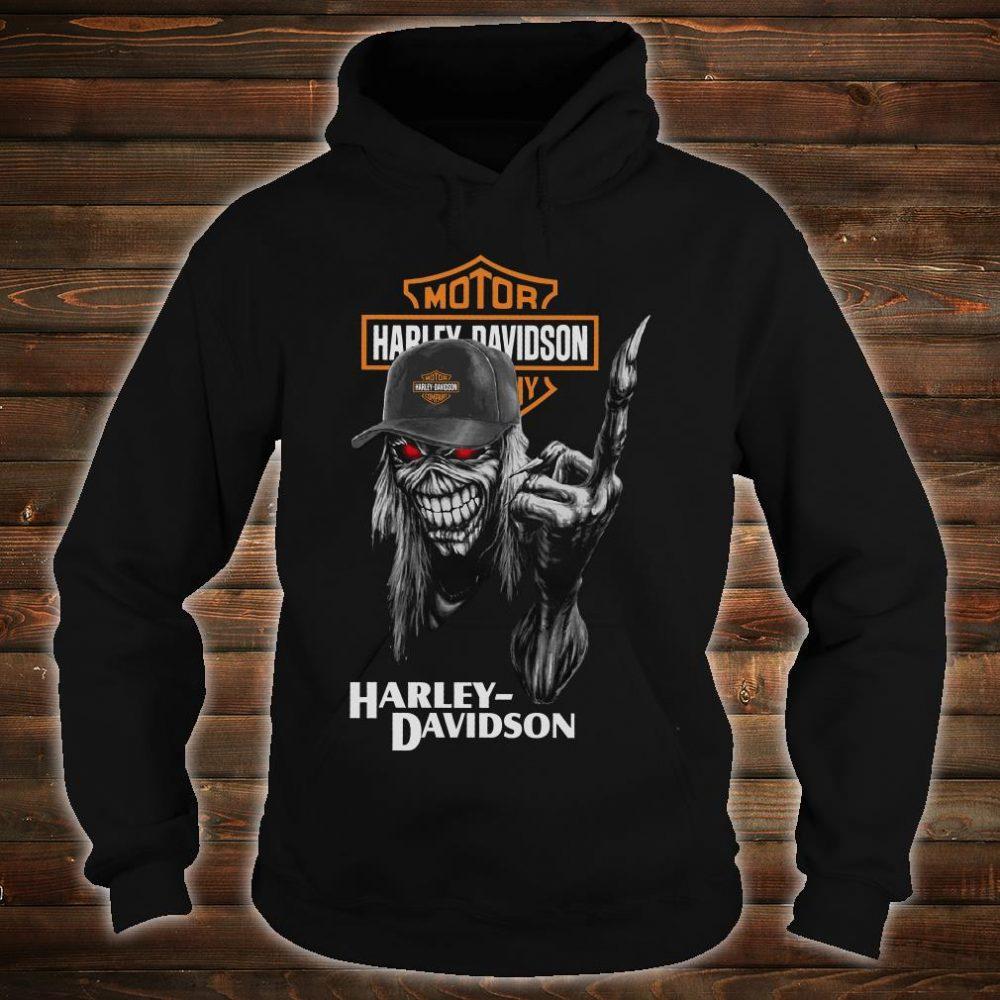 Motor Harley Davidson shirt hoodie