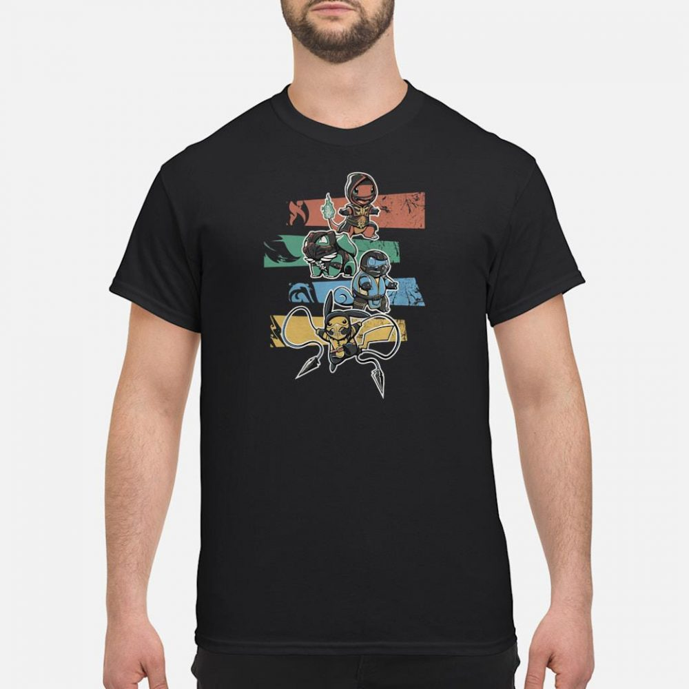 Poke Kombat shirt