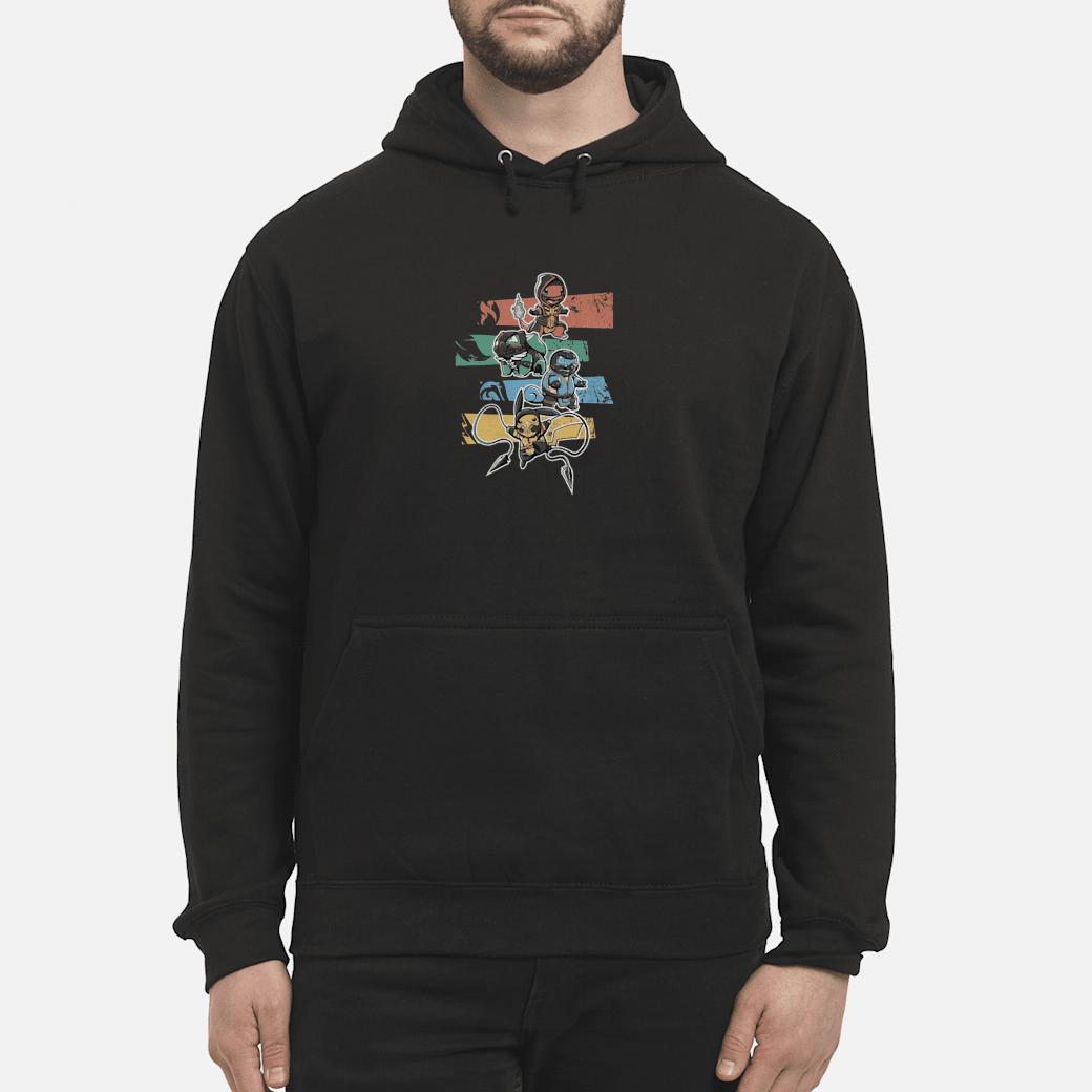 Poke Kombat shirt hoodie
