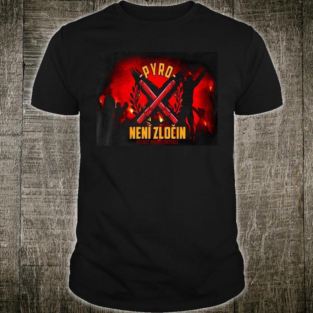 Pyro Neni Zlocin shirt
