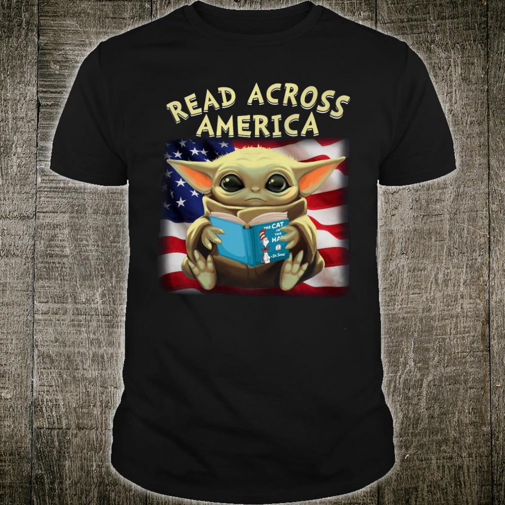 Read across America shirt