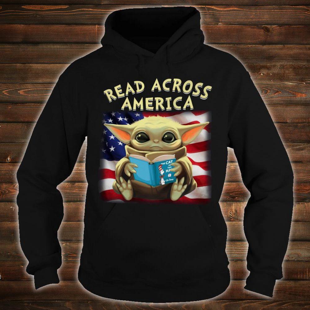 Read across America shirt hoodie