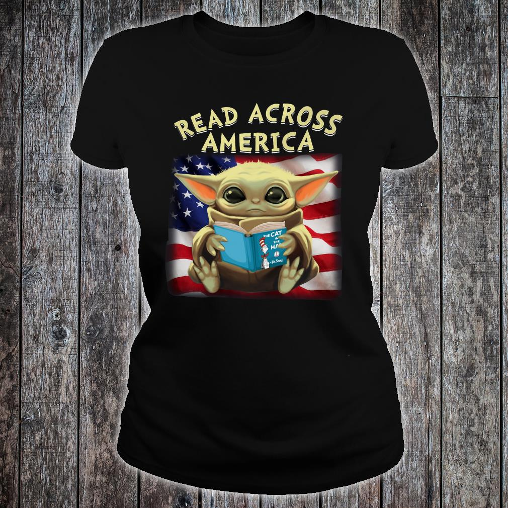 Read across America shirt ladies tee