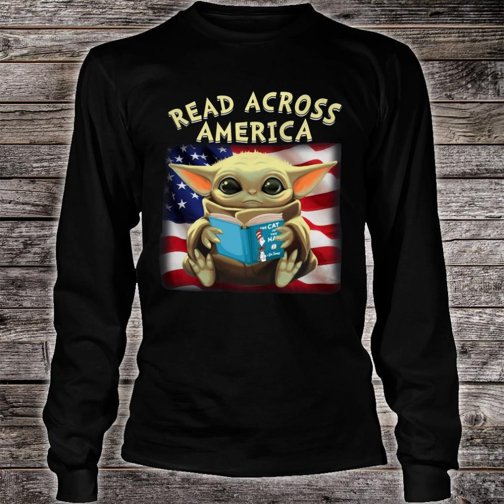 Read across America shirt long sleeved