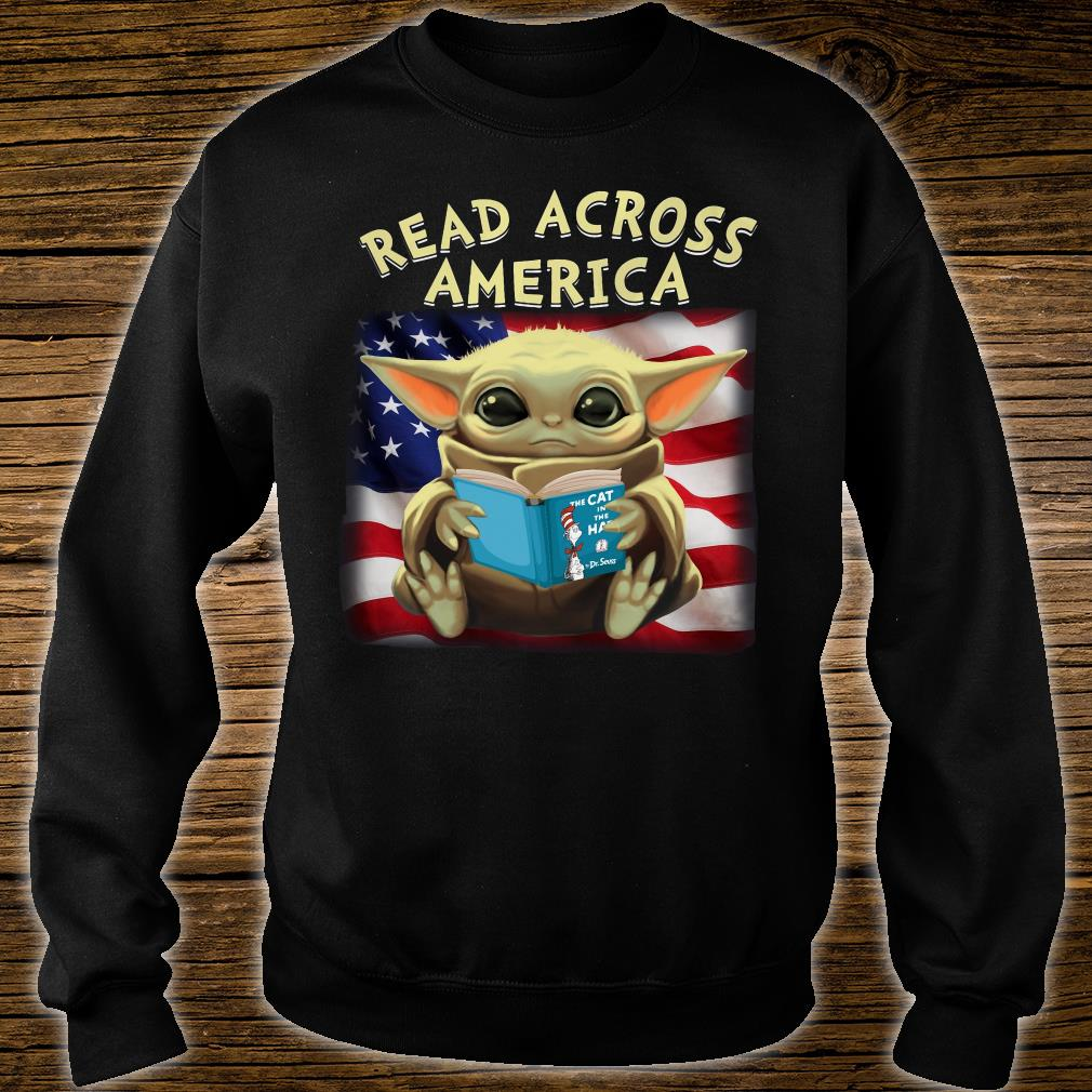 Read across America shirt sweater
