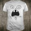 SpongeBob SquarePants Doodle Bob Face Costume Shirt