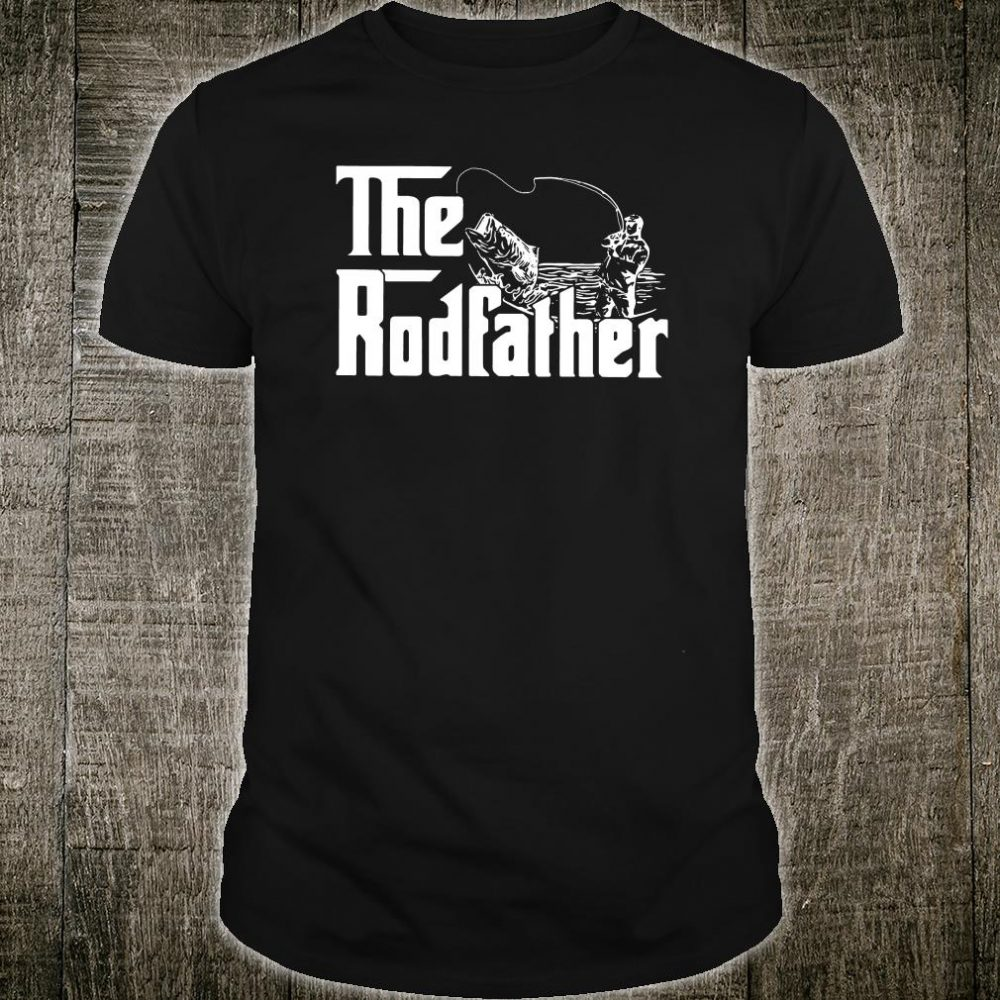 The rodfather fishing shirt